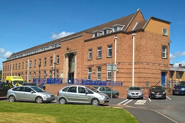 Pp Card Image Kidderminister Police Station