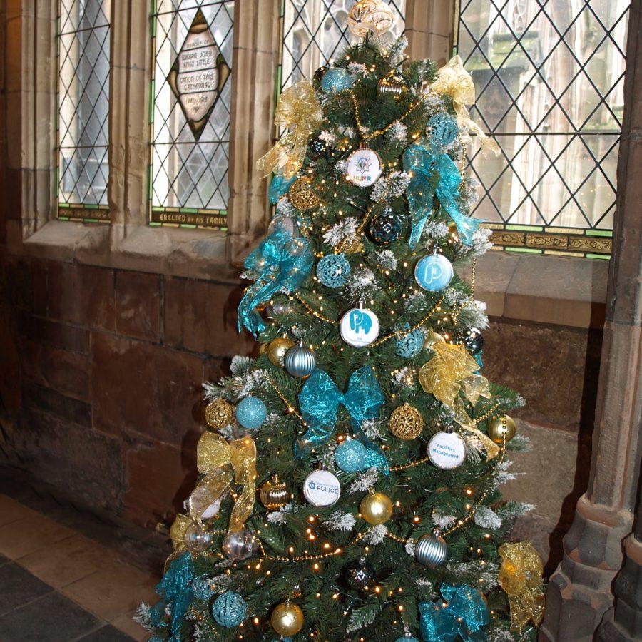 Place Partnership Christmas Tree